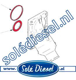 13811008 + 13811009 | Solédiesel onderdeel | Solé uitlaat pakking