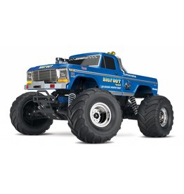 Traxxas Traxxas Big Foot No. 1 The Original Monster Truck, XL-5 TQ (incl bat/chg), R5