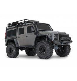 Traxxas Traxxas TRX-4 Land Rover Defender Crawler TQi XL-5 excl. accu/lader, SilverTRX82056-4S