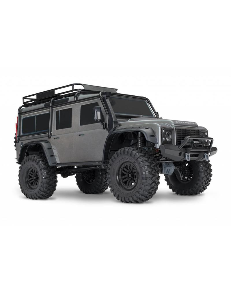 Traxxas Traxxas Land Rover Defender Crawler Silver