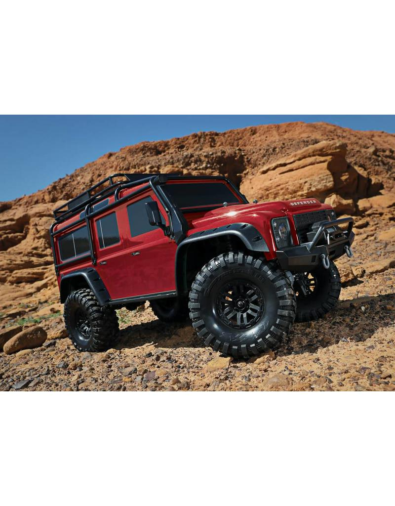 Traxxas Traxxas Land Rover Defender Crawler Red