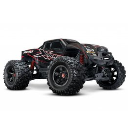 Traxxas Traxxas X-Maxx 4WD 8S Brushless Monstertruck Red excl. accu/lader TRX77086-4R