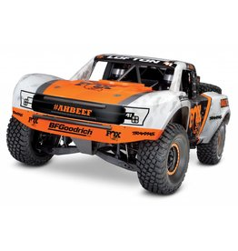 Traxxas Traxxas Unlimited Desert Racer 4WD TQi VXL-6S ecl. accu/lader, FoxTRX85076-4F