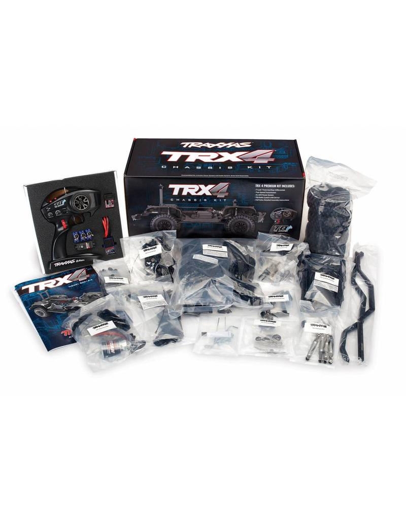 Traxxas Traxxas TRX-4 KIT Crawler TQi, XL-5, without battery and charger, #TRX82016-4