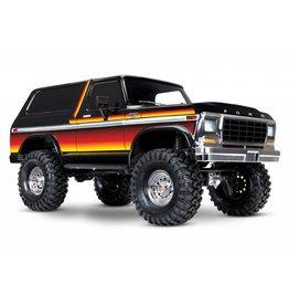 Traxxas Traxxas TRX-4 Bronco Crawler TQi XL-5 excl. accu/lader, Sunset TRX82046-4S
