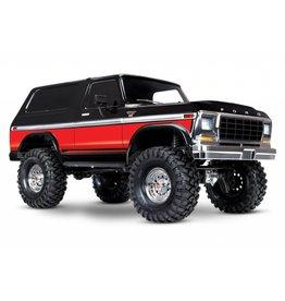 Traxxas Traxxas TRX-4 Bronco Crawler Red