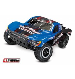 Traxxas Traxxas Slash 2WD XL-5 TQ OBA incl. accu en lader, Blue TRX58034-2B