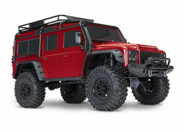Scale Rock Crawler