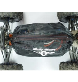 Dusty Motors Dust Protection Cover for Traxxas E-revo & Summit  Black