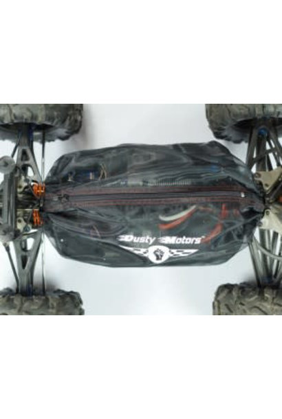 Dust Protection Cover for Traxxas Rustler & Bandit Black