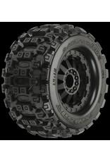 Proline Badlands MX28 2.8 (Traxxas Style Bead) All Terrain Tires Mou, PR10125-15