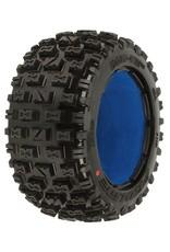 Proline Bow-Tie Off-Road Rear Tires   No foam