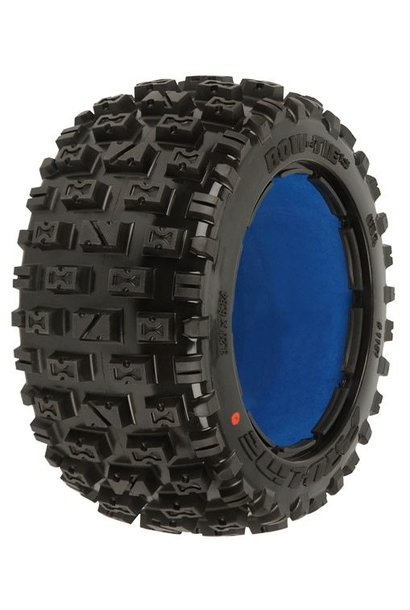 Bow-Tie Off-Road Rear Tires   No foam