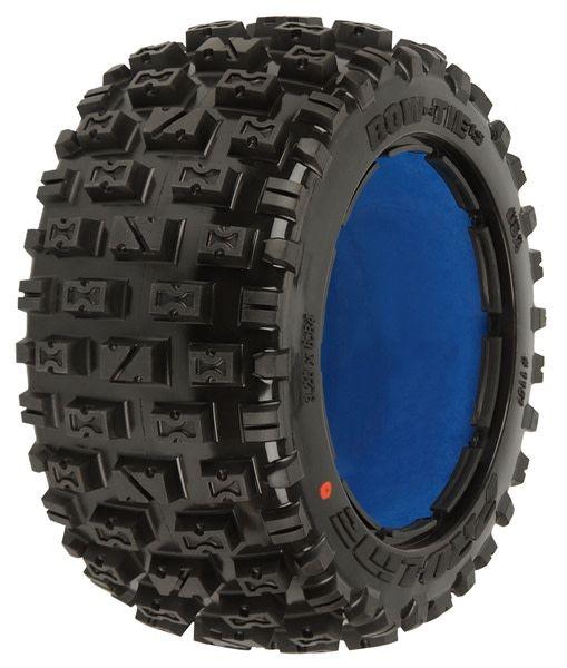 Bow-Tie Off-Road Rear Tires   No foam-1