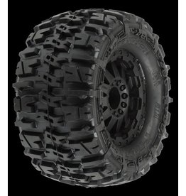 Proline Trencher 2.8 (Traxxas Style Bead) All Terrain Tires Mounted