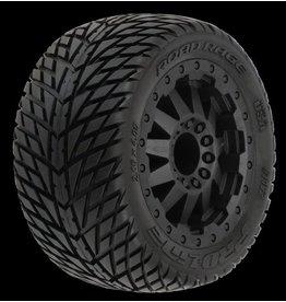 "Proline Road Rage 2.8"" (Traxxas® StyleAll Terrain Tires Mounted on F"