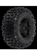 """Proline Badlands 2.8 (Traxxas"""" Style Bead) All Terrain Tires Moun"""
