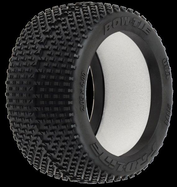 Bow-Tie 2.8 (Traxxas Style Bead) All Terrain Truck Tires-1