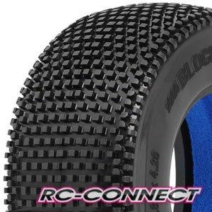 Blockade SC 2.2/3.0 M3 (Soft) Tires (2) for Slash, Slas, PR1183-02-1