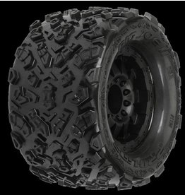 Proline Big Joe II 3.8 (Traxxas Style Bead) All Terrain Tires Mounte, PR1198-13