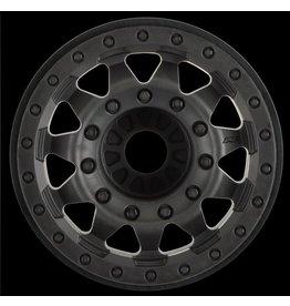 Proline F-11 2.8  (Traxxas Style Bead) Black Wheels (2) 17mm hex for