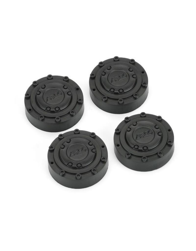 Proline Black Planetary Gear Covers (4 pcs) for Brawler Clod Buster