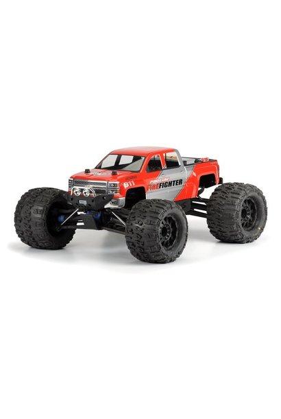 """2014 Chevy Silverado"""" Clear Body for REVO 3.3, T-MAXX 3.3, M, PR3430-00"""