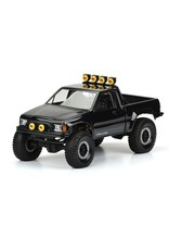 Proline 1985 Toyota HiLux SR5 Clear Body (Cab & Bed) for SCX10 Trail, PR3466-00