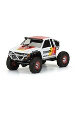 Proline 1985 Toyota HiLux SR5 Clear Body (Cab Only) for SCX10 Trail