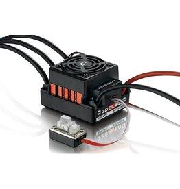 Hobbywing Hobbywing QuicRun WP 10BL60, 60A, 1/10 ESC Sensorless