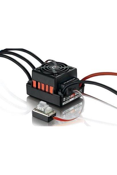 Hobbywing QuicRun WP 10BL60, 60A, 1/10 ESC Sensorless