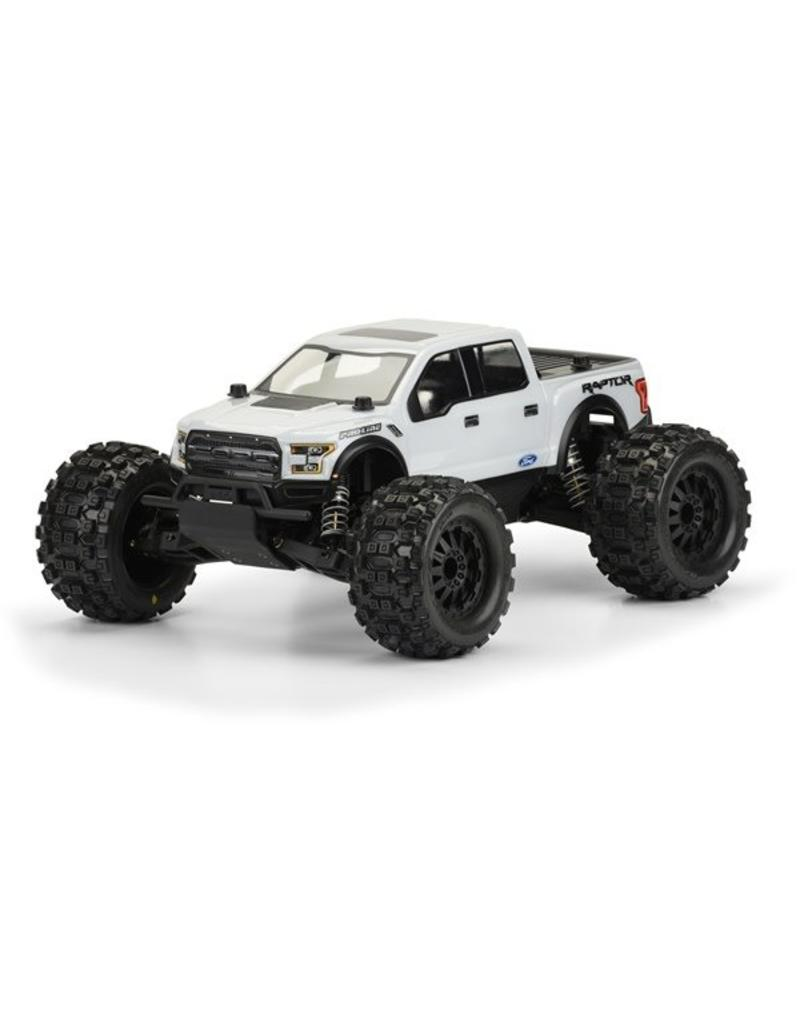 Proline 2017 Ford F-150 Raptor Clear Body for PRO-MT, PR3471-00
