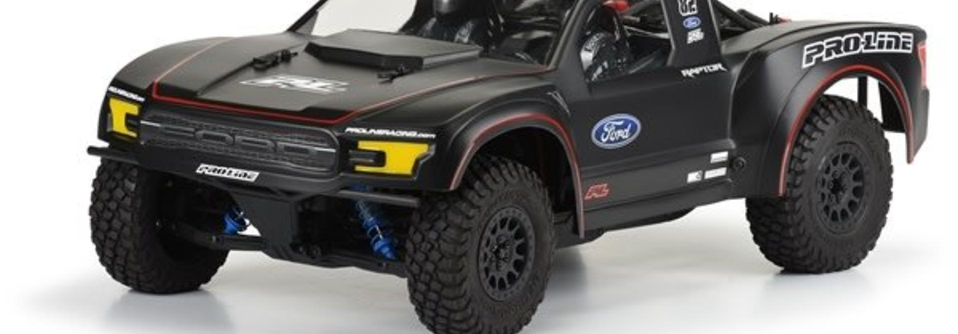 2017 Ford F-150 Raptor Clear body for Yeti Trophy Truck, PR3478-00
