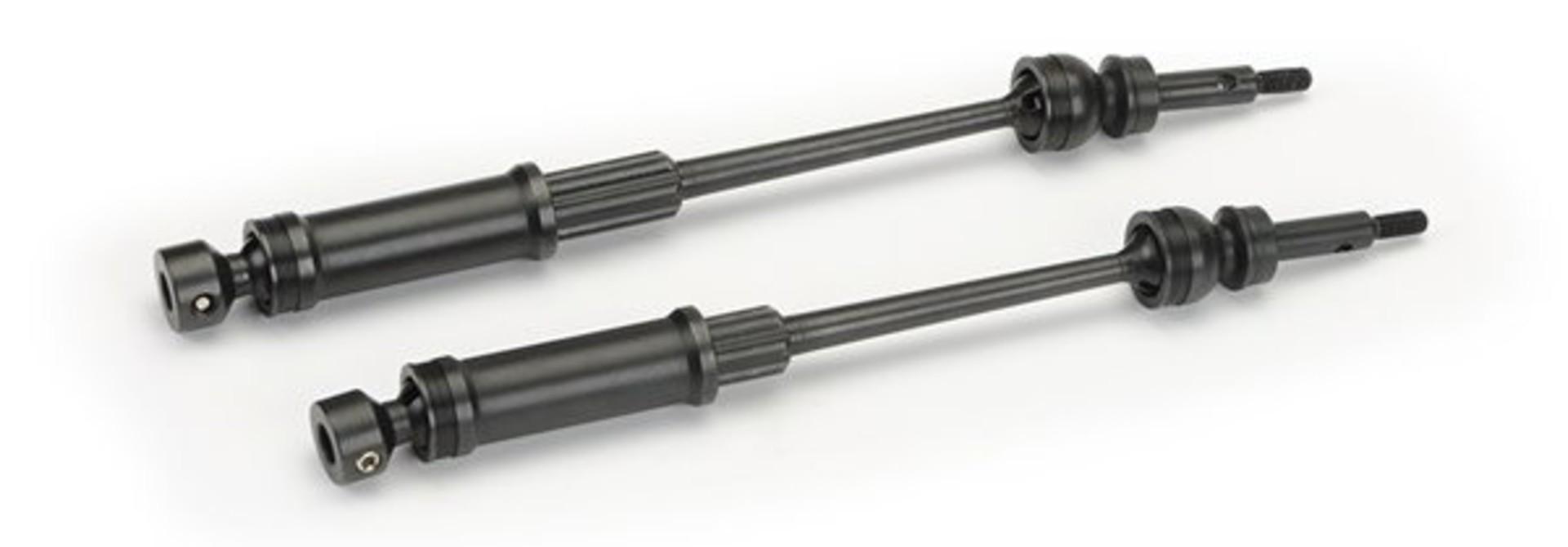 Assembled Front or Rear Pro-Spline HD Axles for E-REVO & SUM