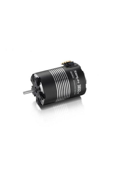 Hobbywing XERUN 3652SD D5.00-G2 Black 6100kv incl pinion 48P 21T