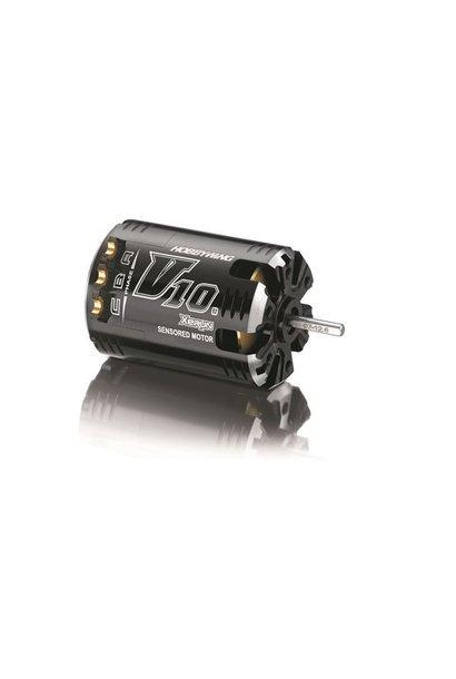 Hobbywing XeRun V10 4.5T Black G3, 7340kv