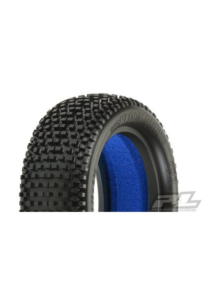 Blockade 2.2 4WD M3 (Soft) Off-Road Buggy Front Tires (2) (w