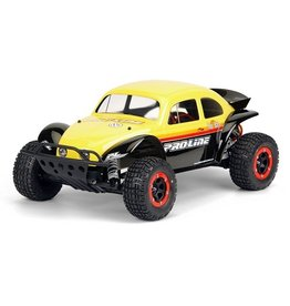 Proline Volkswagen Baja Bug Clear Body for Slash and Slash 4x4 (Re, PR3238-62