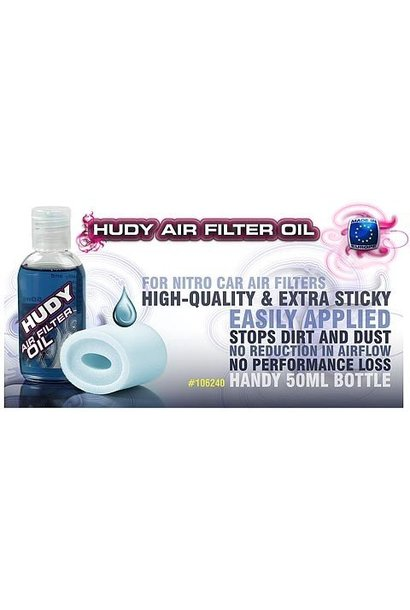 Hudy Air Filter Oil, H106240