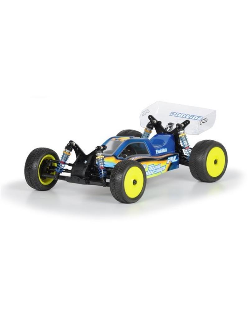 Proline 2012 BullDog Clear Body for DEX410