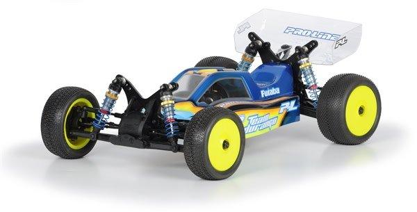2012 BullDog Clear Body for DEX410-1