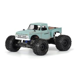 Proline 1966 Ford F-100 Clear Body for Stampede, PR3412-00