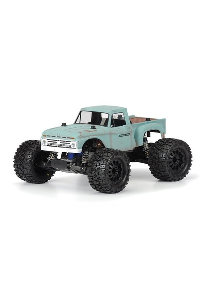 1966 Ford F-100 Clear Body for Stampede, PR3412-00
