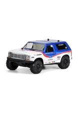 Proline 1981 Ford Bronco Clear Body for PRO-2 SC, Slash, Slash 4x4 a, PR3423-00