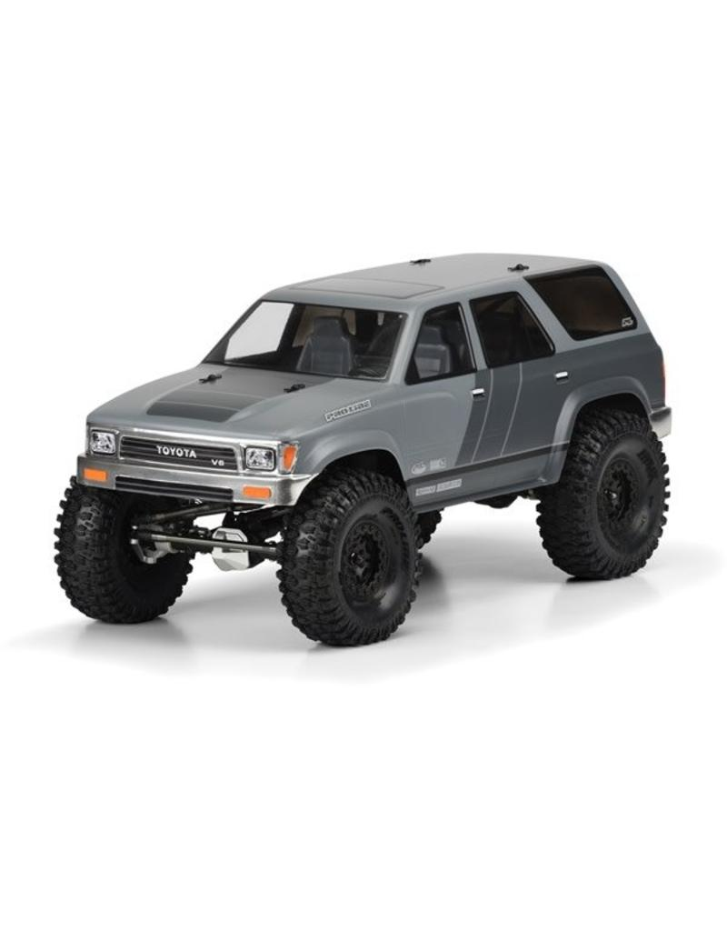 "Proline ""1991 Toyota 4Runner Clear Body for 12.3"""" (313mm) Wheelbase, PR3481-00"