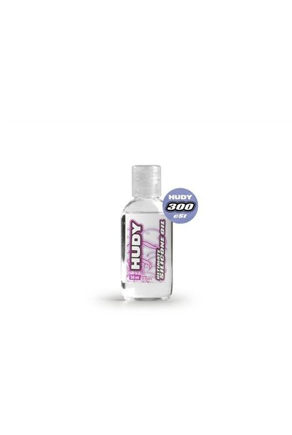 HUDY ULTIMATE SILICONE OIL 300 cSt - 50ML, H106330