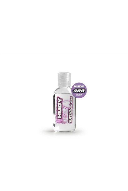 HUDY ULTIMATE SILICONE OIL 400 cSt - 50ML, H106340