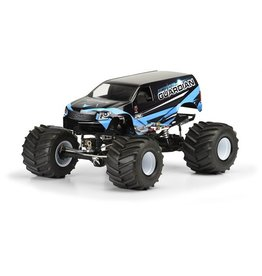 "Proline ""Guardian Clear Body for Solid Axle Monster Truck and 12"""" W, PR3485-00"