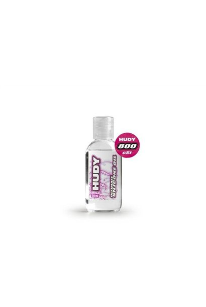 HUDY ULTIMATE SILICONE OIL 800 cSt - 50ML, H106380