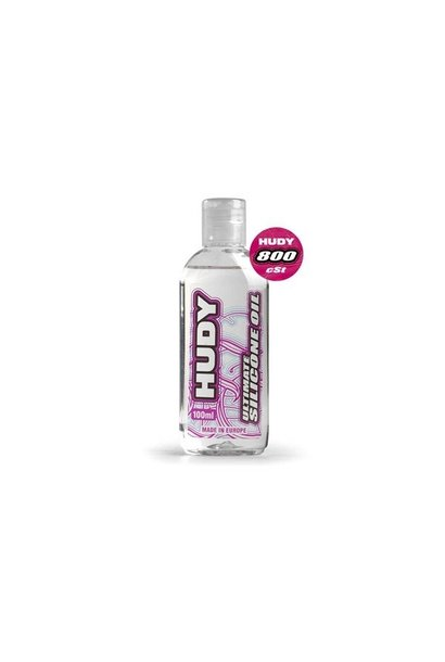 HUDY ULTIMATE SILICONE OIL 800 cSt - 100ML, H106381